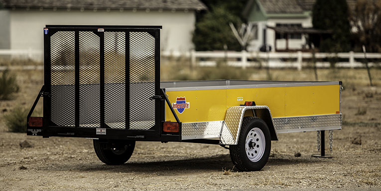 Chariot Utility Trailers - Interstate Trailers