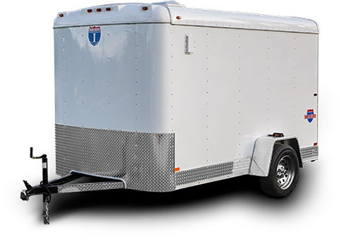 Interstate Enclosed Cargo Trailers - Interstate Trailers